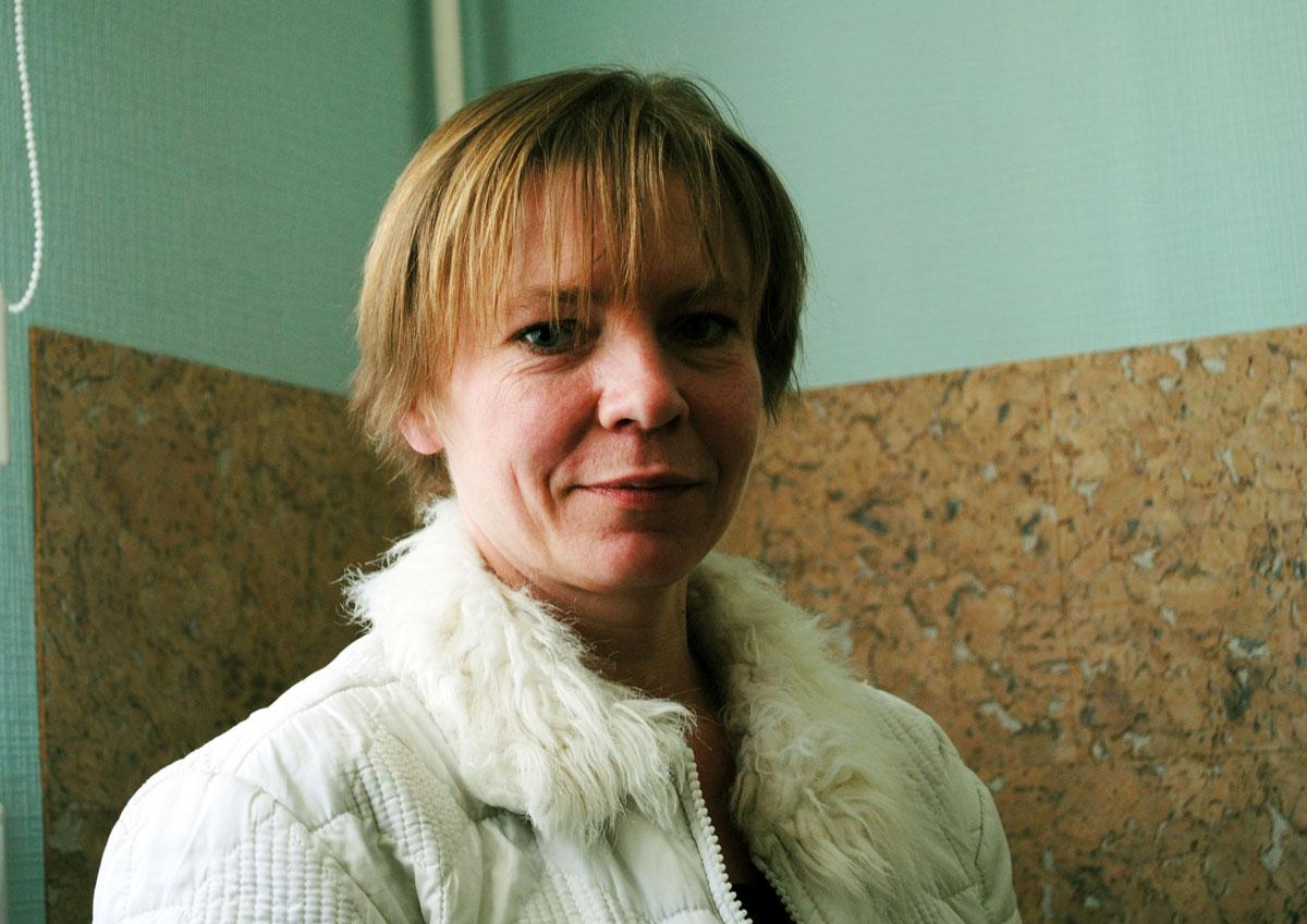 Мая Наумава.
