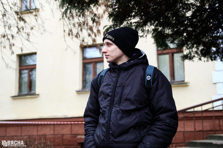 """Зміцер Паліенка. Фота: ПЦ """"Вясна"""""""