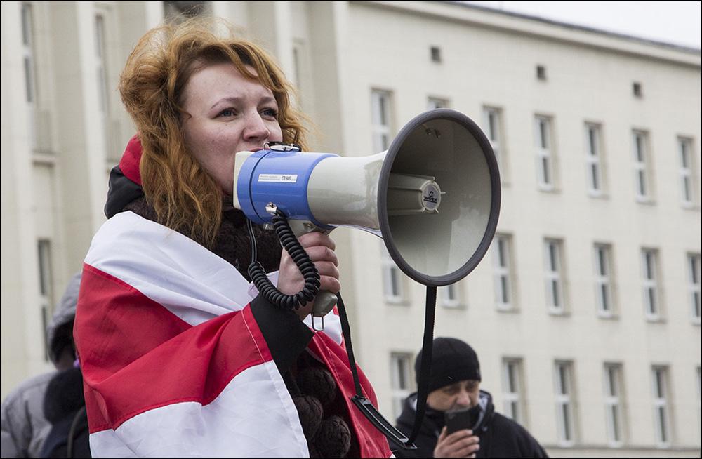 Наталля Папкова.