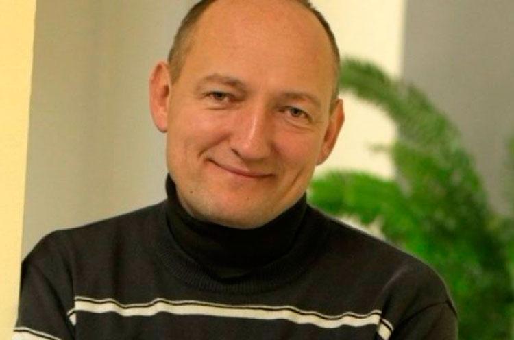 Віктар Парфененка. Фота: Беларускае Радыё Рацыя.