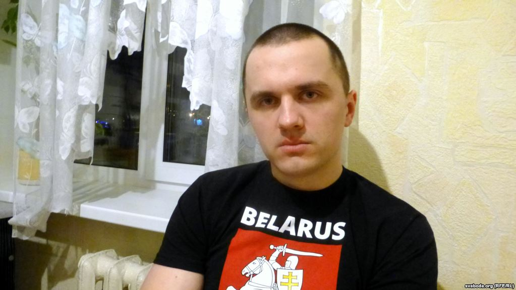 Cтаніслаў Паўлінковіч. Фота Радыё Свабода.