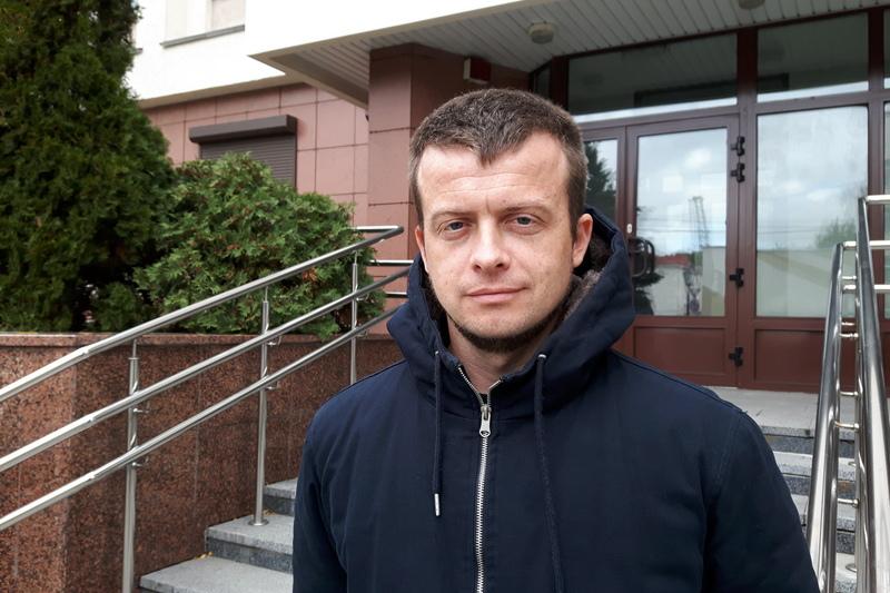 Андрэй Павук. Фота з сайта baj.by
