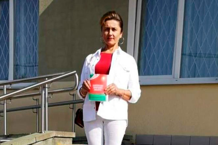 Алена Пуцыковіч, Іванава.