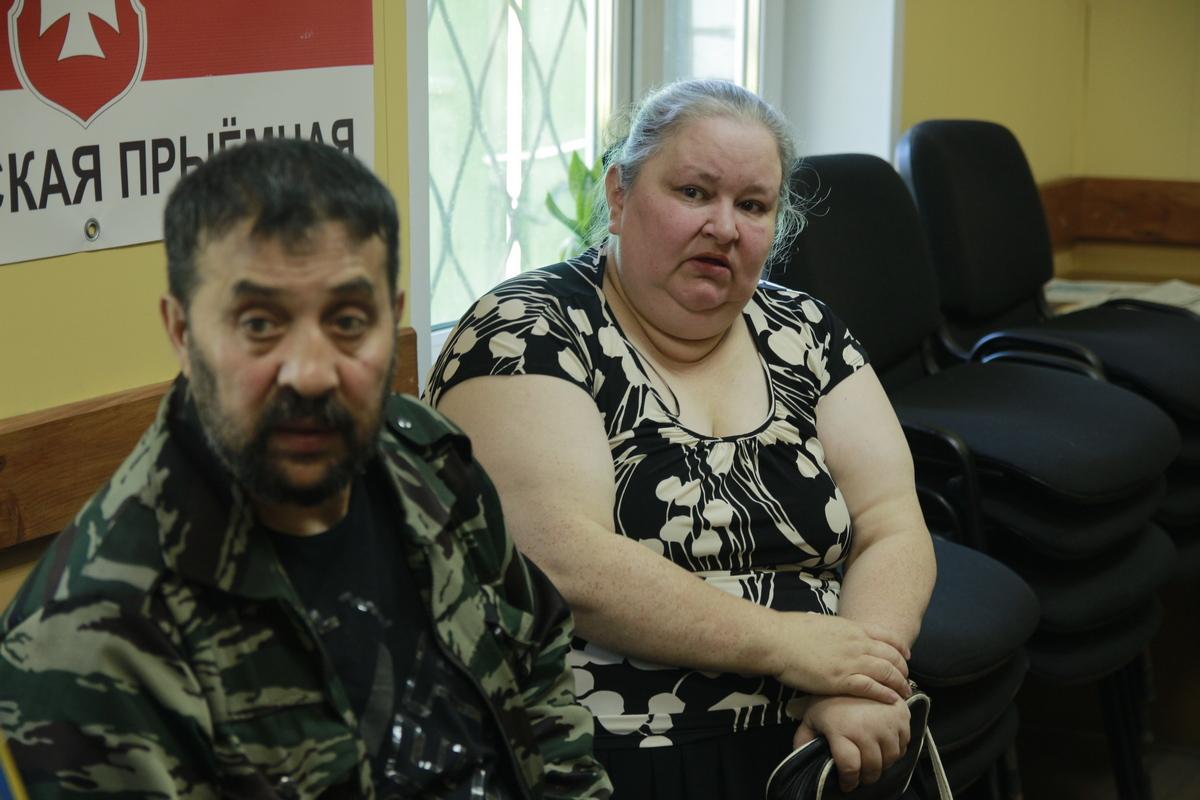 Мікалай Ануфрыеў і Вольга Нячаева