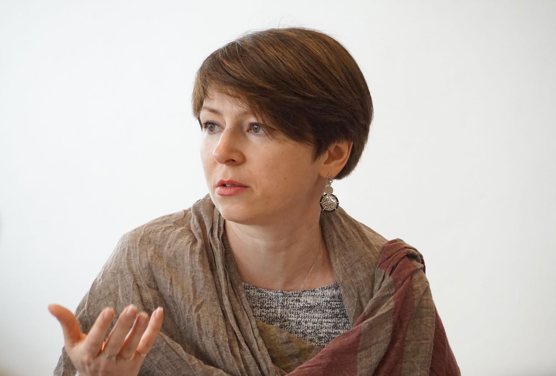 Вольга Саламатава, Хельсінкскі Фонд па правах чалавека (Варшава)