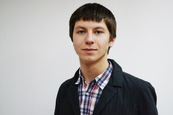 Актывіст Руху «За Свабоду» Мікіта Семяненка