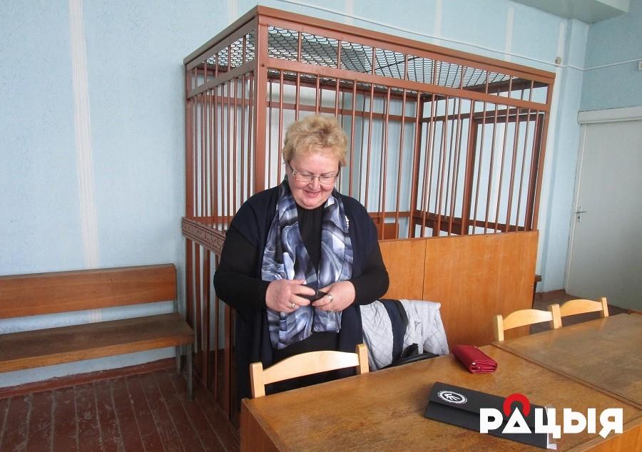 Тамара Шчапеткіна. Фота: Радыё Рацыя