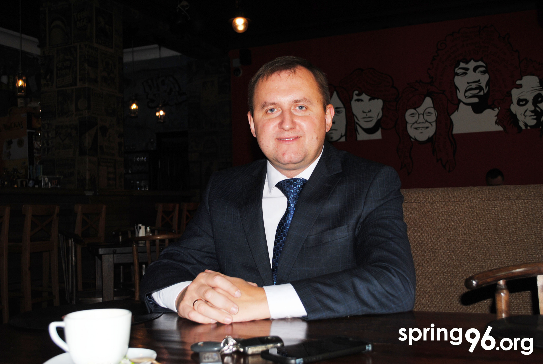 "Евгений Шевко. Фото: ПЦ ""Весна""."