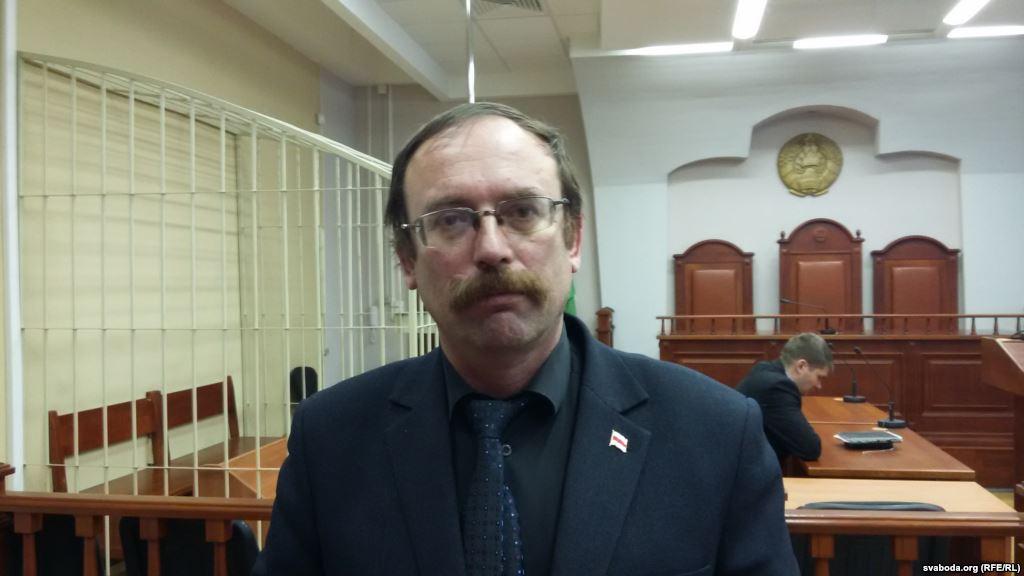 Вячаслаў Сіўчык. Фота Радыё Свабода.
