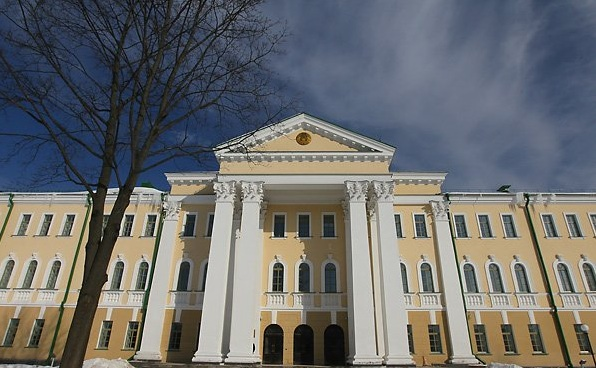 Investigative Committee building in Minsk. Photo: minsknews.by