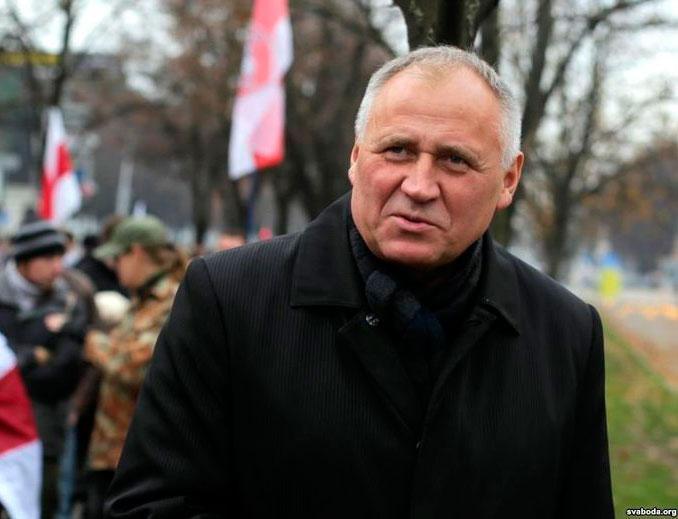 Мікалай Статкевіч.