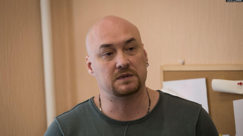 Праваабаронца Валянцін Стэфановіч.