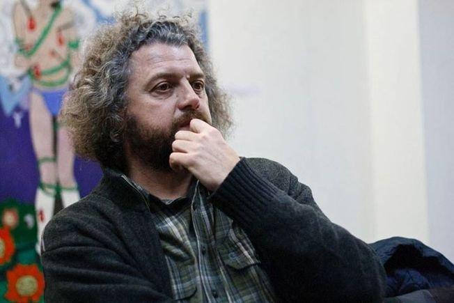 Дзмітрый Строцаў. Фота:lit-bel.org