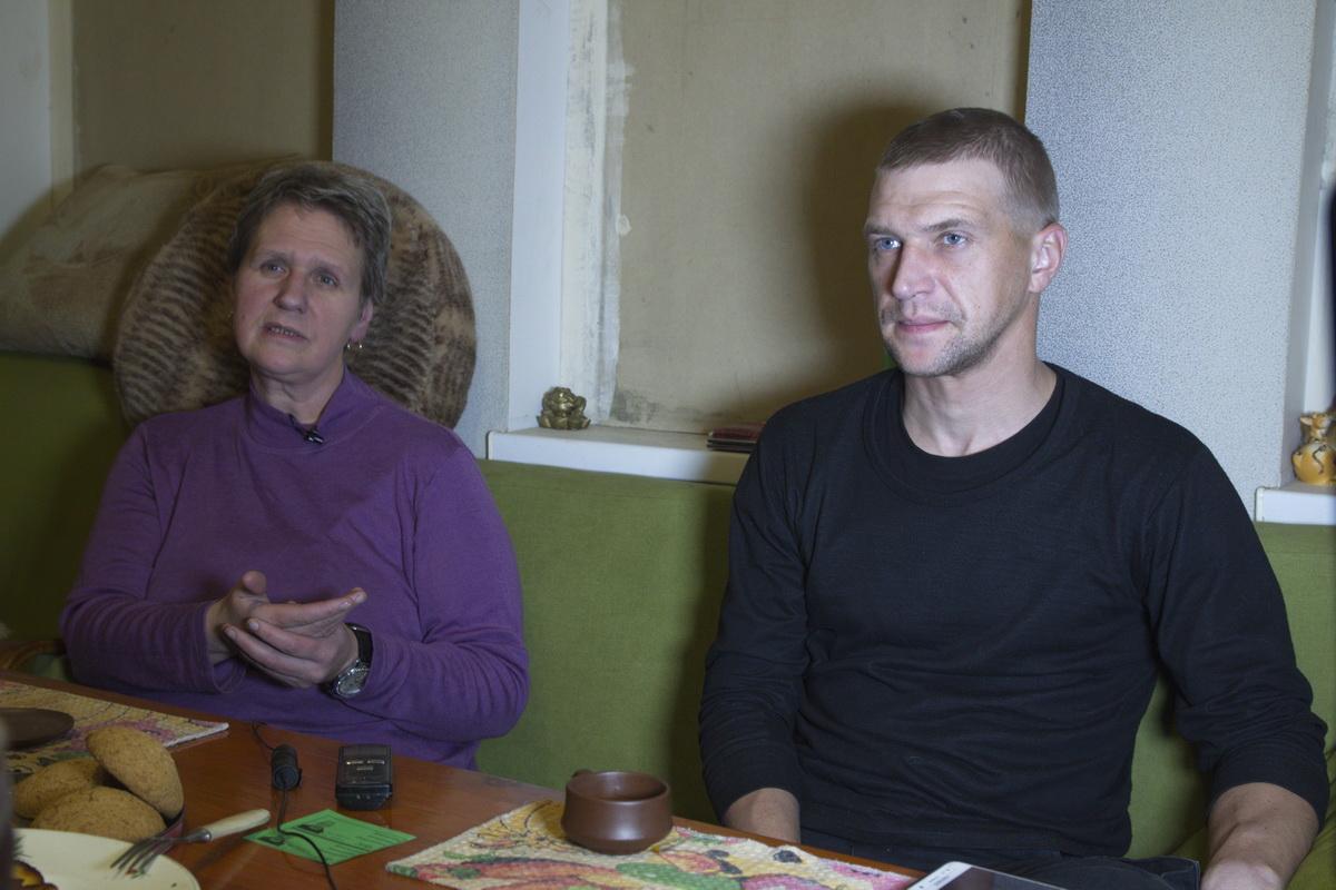 Таццяна і Аляксандр Канеўскія