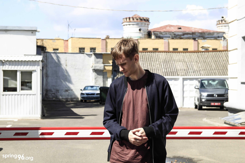 Вергилий Ушак после освобождения. Фото: spring96.org