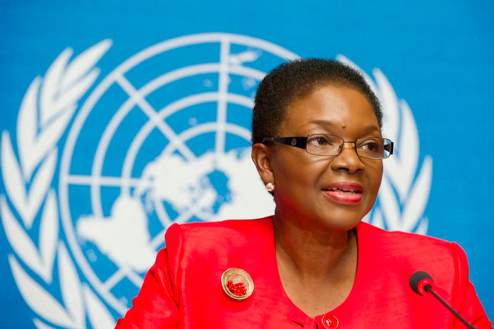 Valerie Amos, UN Under Secretary-General for Humanitarian Affairs