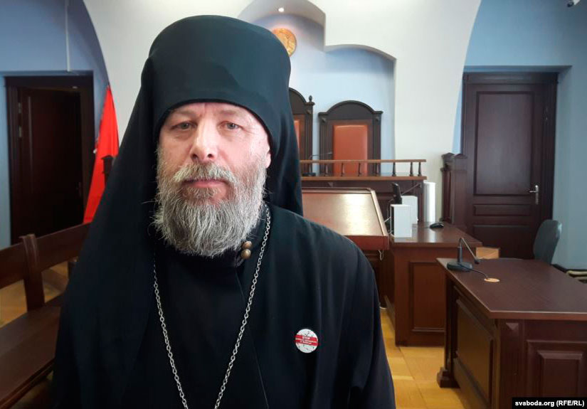 Віктар Кавалькоў (айцец Вікенцій). Фота: Радыё Свабода