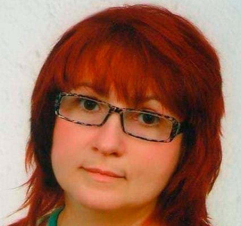 Ірына Вікхольм. Фота з сацыяльных сетак
