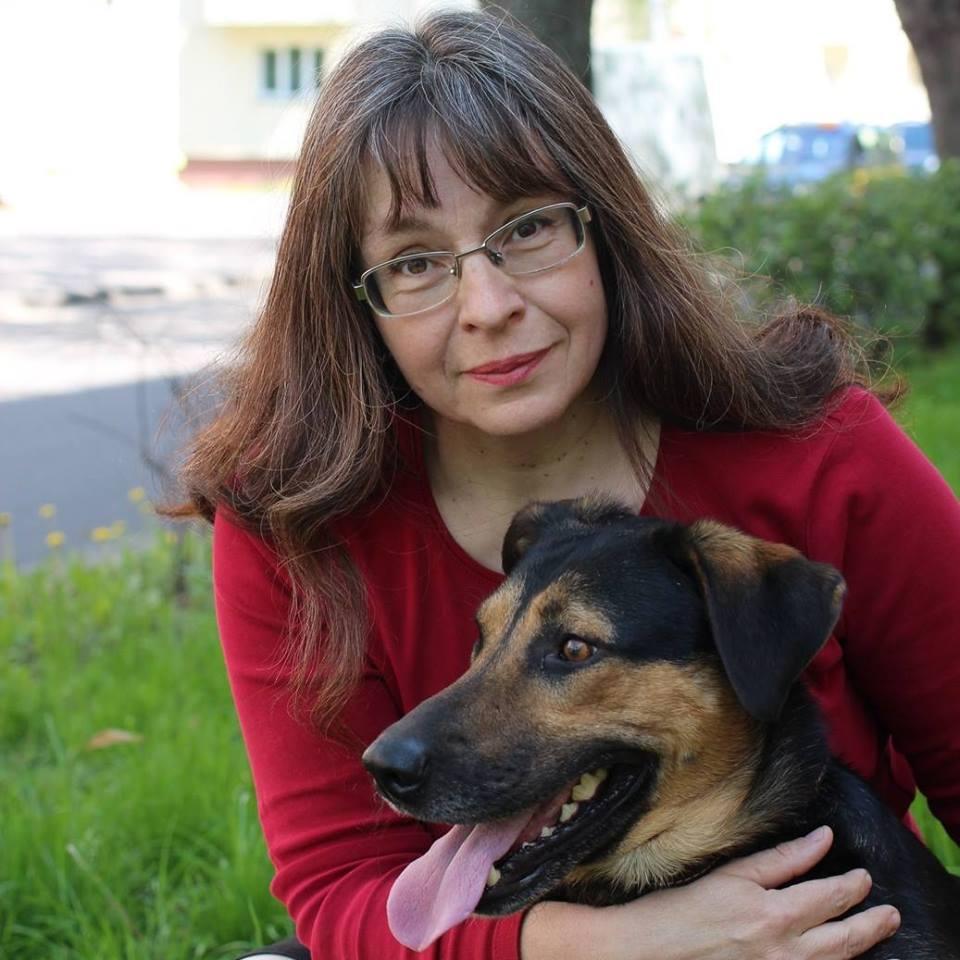 Вольга Маёрава (фота з facebook.com)