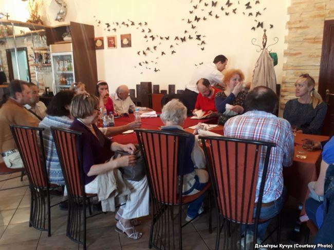 Круглы стол у Заслаўі 26 траўня па тэме будаўніцтва Астравецкай АЭС.