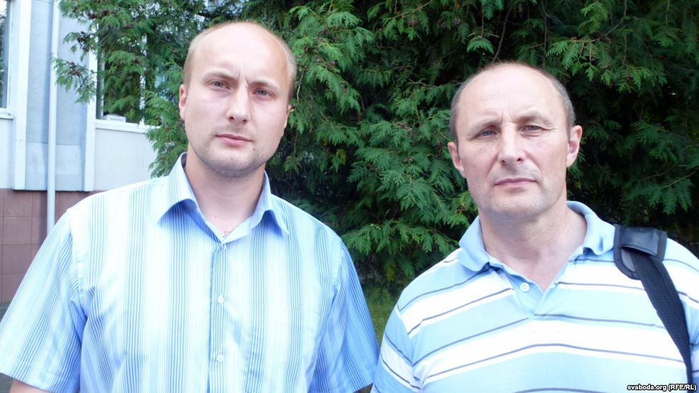 Оппозиционер Милюков вышел на свободу из колонии