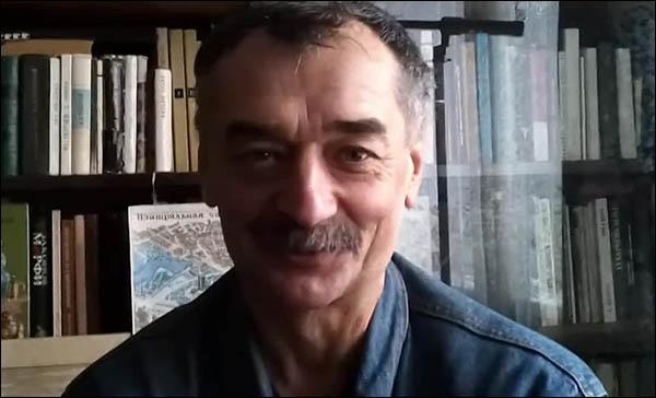 """Заснавальнік """"Платформ інавэйшн"""" Міхаіл Жамчужны."""