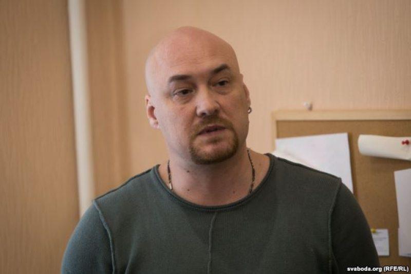 Валянцін Стэфановіч. Фота: svaboda.org