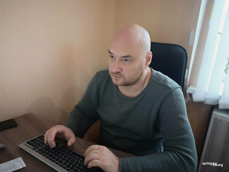 Валентин Стефанович. Фото: spring96.org