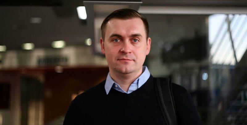 Андрей Стрижак. Фото: euroradio.fm