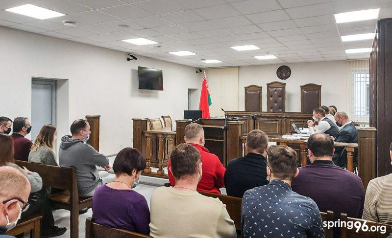 Суд 27 января. Фото: spring96.org