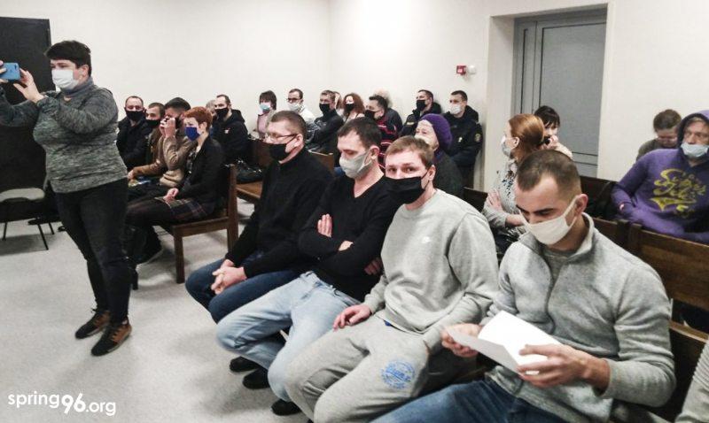 Суд 15 февраля. Фото: spring96.org