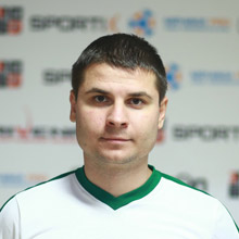 Судья Андрей Млечко. Фото: tfb.by