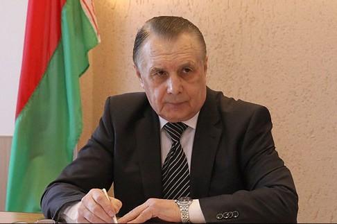 Председатель ВС Валентин Сукало. Фото БелТА