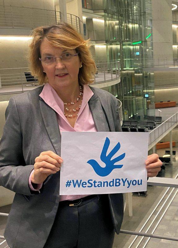 Susanne Mittag, member of the German Bundestag