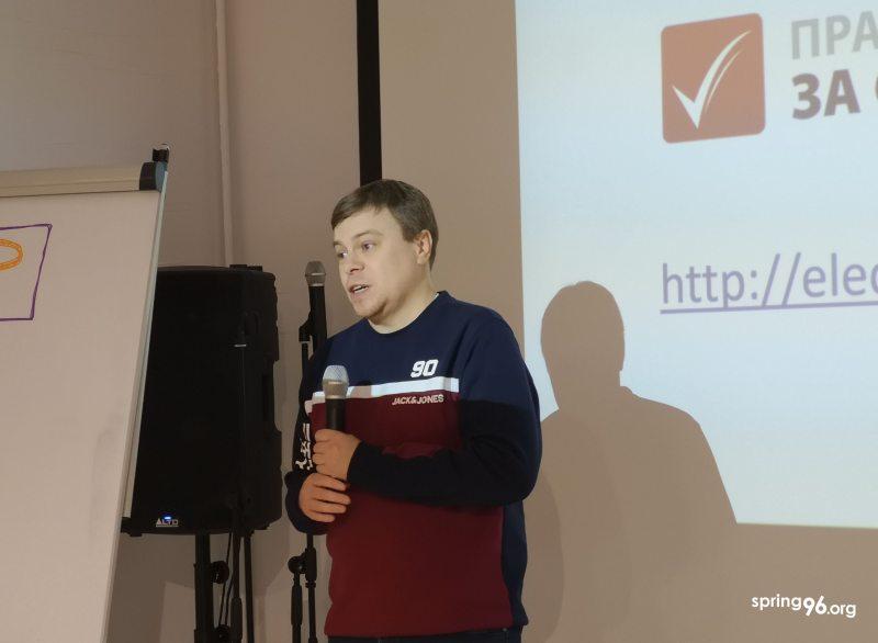Уладзімір Лабковіч. Фота: ПЦ