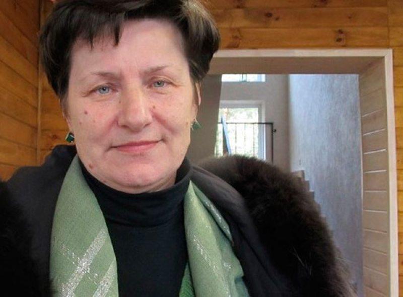 Валянціна Свяцкая. Фота: Беларускае Радыё Рацыя.
