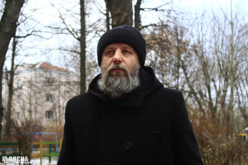 Father Vikiencij (Viktar Kavalkou)