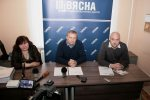 "Human rights defenders present ""Report on Results of Monitoring of Places of Detention"""
