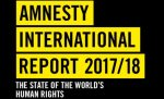 Amnesty International releases annual report