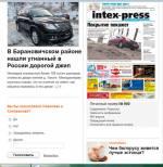 """Больш за палову чытачоў """"Intex-press"""" прынцыпова праігнаравалі выбары"""