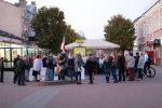 Бобруйск. Одно из агитационных мероприятий во время парламентских выборов 2012 года.