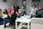 The topic of people with disabilities was discussed at language courses in Babruisk