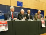 Ales Bialiatski at European Parliament: I wasn't released from jail without any reasons