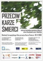Варшаўскія актывісты руху супраць сьмяротнага пакараньня запрашаюць беларусаў