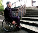 Disabled person wins trial against local authorities
