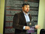 """Координатор кампании """"Правозащитники простив смертной казни Андрей Полуда."""