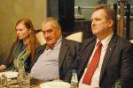 Карел Шварценберг встретился с родственниками осужденных к смертной казни (видео)