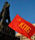 Камуністы падтрымаюць на выбарах Лукашэнку і збіраюцца «актыўна супрацьстаяць апазіцыі»
