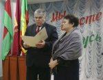 В Краснополье наградили членов избирательных комиссий и членов инициативной группы Александра Лукашенко
