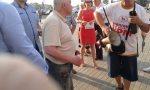 Могилев. Инцидент на пикете по сбору подписей в поддержку выдвиженцев от правоцентристской коалиции.